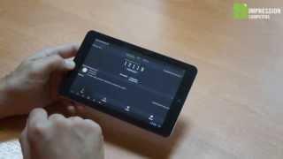 Обзор планшета Impression ImPAD 0313