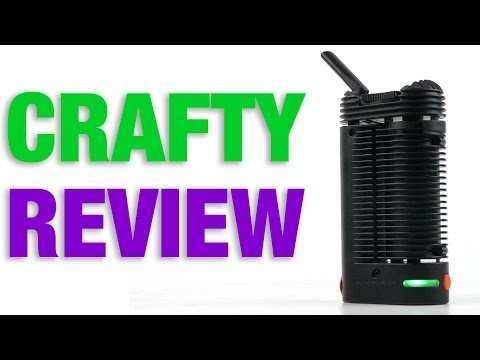 Full Review of the Crafty Vaporizer by Storz & Bickel – WhatsYourVapeTemp.com