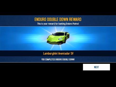 Asphalt 8 Lamborghini Aventador SV EDD Test 43 and Test 50