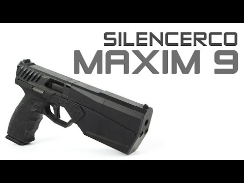 SilencerCo Maxim 9 Overview YouTube
