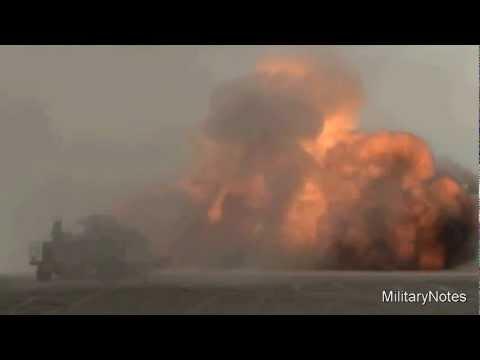 19 בפברואר 2012: פריצת שדה מוקשים חלק 2