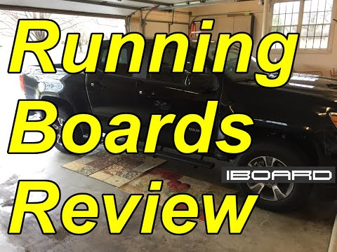 Iboardauto Running Boards Review 2015 2018 Chevy