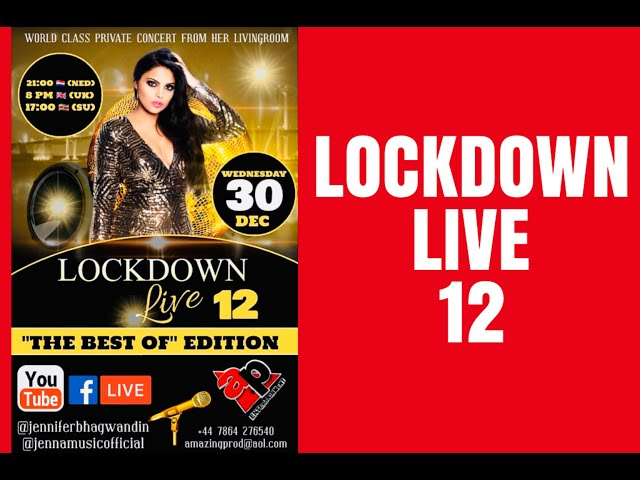 Lockdown Live 12 - BEST OF EDITION