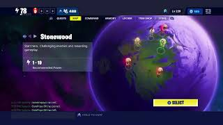 fortnite save the world live selling mats for money but everything is cheap