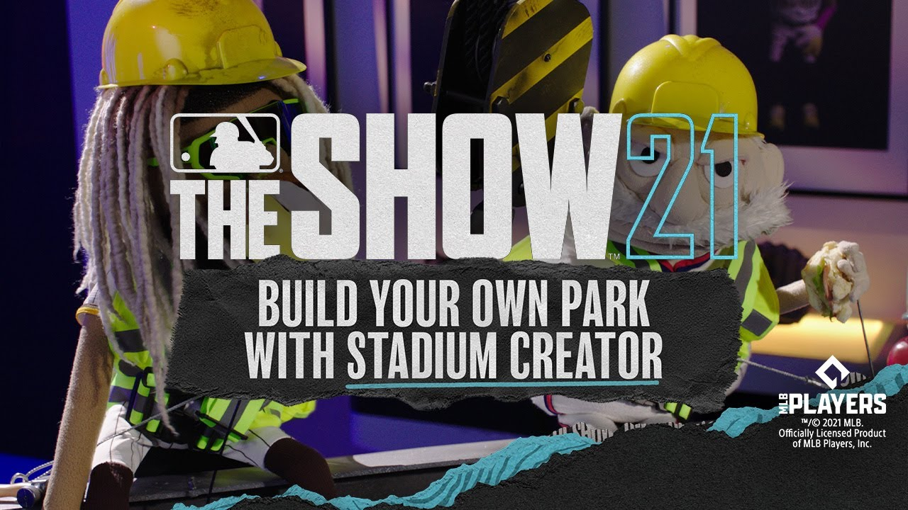 MLB The Show 21 – Get the lowdown on Stadium Creator with Coach & Fernando | PS5
