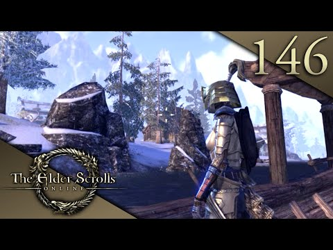 WELCOME TO SKYRIM!  – Elder Scrolls Online Let's Play 146 (ESO Gameplay/Commentary/PC)