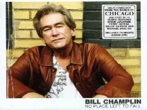 Bill Champlin - No place left to fall - 07  - Never been afraid (audio only)