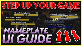 MUST HAVE BEST VIŠUAL DOT TRACKING [Setup & Guide] ALL CLASSES ElvUI Nameplate Tips to Improving DPS