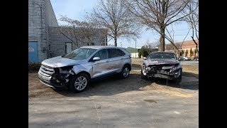 Авто Из Сша - Обещанный 2017 Ford Edge...