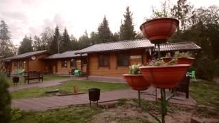 видео Коттеджи на селигере с рыбалкой: турбазы и базы отдыха селигера