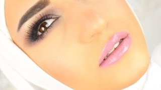 Smokey Eye tutorial .. لوك سموكي