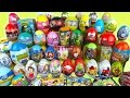Surprise Collector presents 50 Surprise eggs Frozen Peppa Mickey Disney  Clay MLP