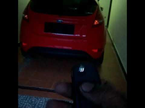 Duplikat Remote Ford Fiesta Gondomanan Immobilizer Jogja