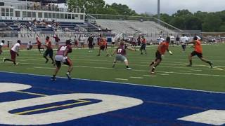Don Bosco vs Linden at the Kean 7on7
