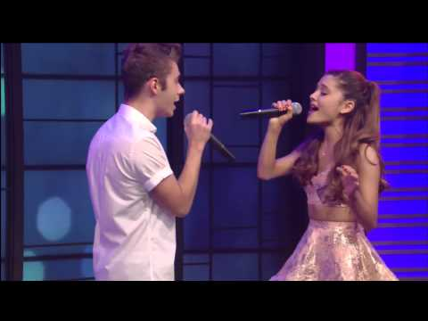 Ariana Grande & Nathan Sykes  Almost Is Never Enough  With Kelly & Michael