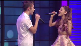 Ariana Grande & Nathan Sykes - Almost Is Never Enough (Live With Kelly & Michael)