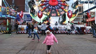 Winter Wonderland Stoke-On-Trent 2018 (4K)| Leago AndToys