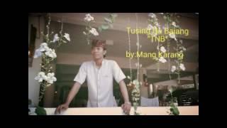 Video TUSING NU BAJANG (TNB) download MP3, 3GP, MP4, WEBM, AVI, FLV Juli 2018