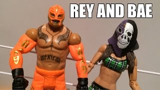 WWE ACTION INSIDER: Rey Mysterio SummerSlam Heritage Mattel Superstars Series Wrestling Figure Toy!