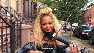 MAPY VIOLINIST - Rockstar by Post Malone ft. 21 Savage (violin cover)