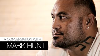 A Conversation with Mark Hunt