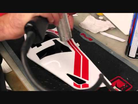 How to: 2013 Honda CRF 450 Side Plate Installation