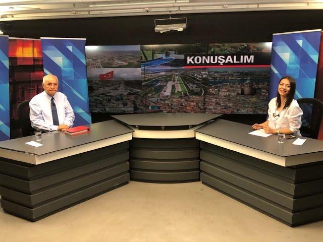 Halk TV'de 'Betül Araz'la Konuşalım' programı canlı yayını