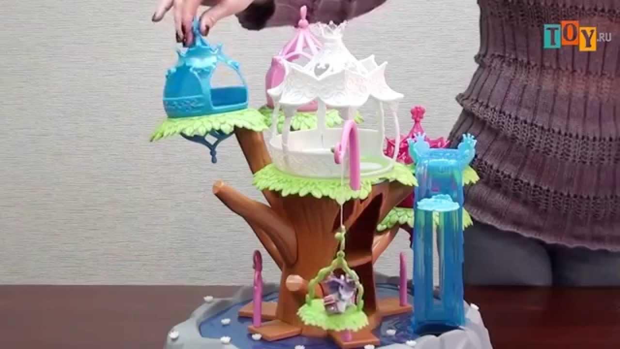Игрушка Филли Ведьмочки (Filly Witchy) Волшебная мельница Филли .