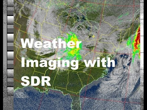 Receiving NOAA Weather Satellite Images with $10 USB SDR Dev