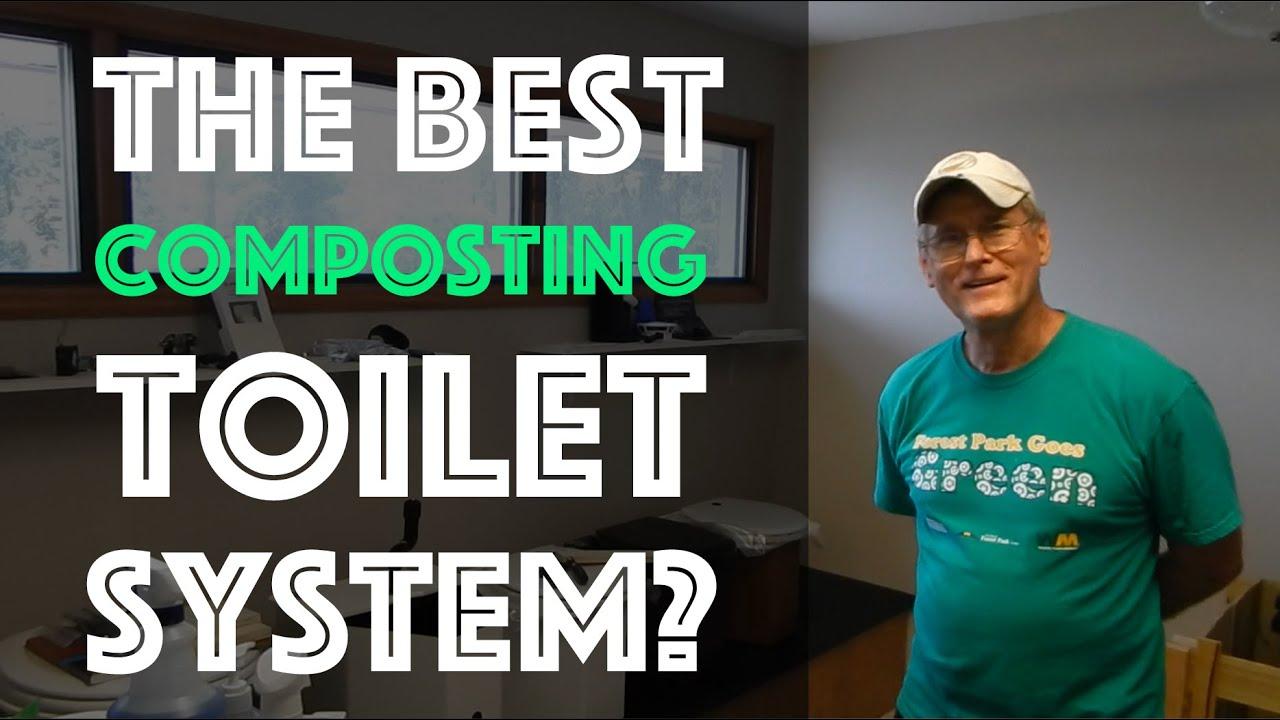 Best Composting Toilet System I\'ve Seen Yet - YouTube