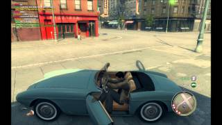 [Mafia 2 Multiplayer] Gameplay Version 0.1a R4