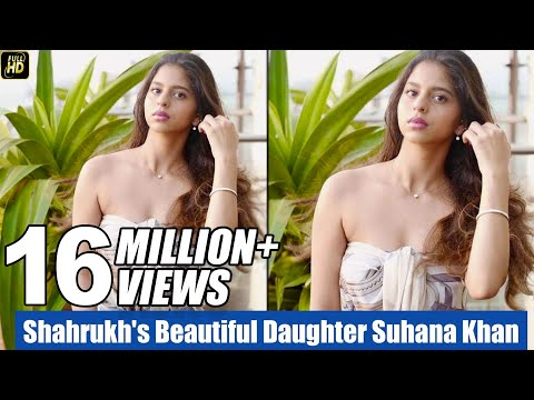 Shahrukh Khan's HOT Daughter Suhana Khan Is All Grown Up & WOW