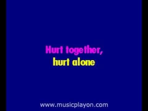 Cher- Heart Of Stone Karaoke/Instrumental (Lyrics)