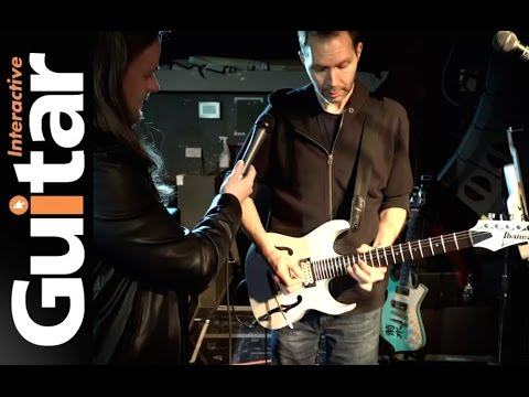 Gi Weekly Ep7 | Paul Gilbert Interview and Live Gear Breakdown
