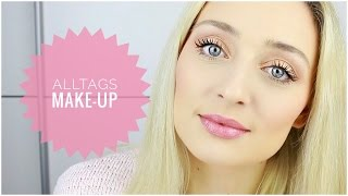 Alltags Make up - so schminke ich mich jeden Tag | OlesjasWelt