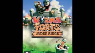 Worms Forts Under Siege: Roman-Greco music two