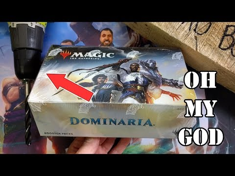 First Time This Happened! Dominaria Booster Box