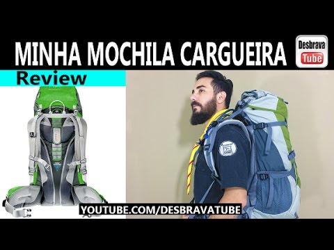 1a29ca0ef6 Mochila Deuter Act Lite 50 + 10 (Review)