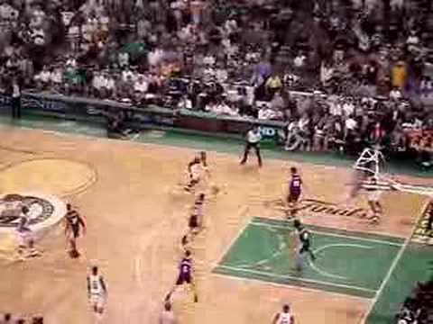 NBA Finals Game 2 - Powe Chant
