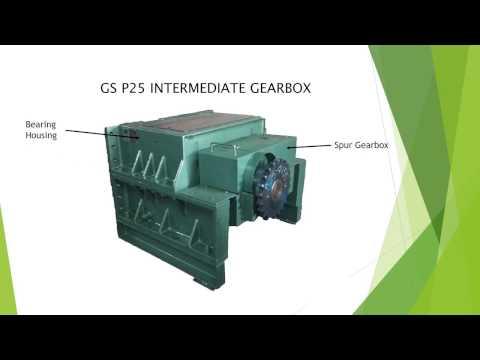 GS P15 & P25 Twin Screw Press
