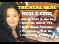 The Real Deal: Cure Your Gallstones (In One Day) Arthritis, Acid Reflux, High Blood Pressure, etc.