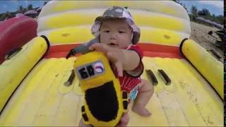 墾丁『白砂永健』水上活動 Kenting Bai-Sha Yong Jian Water Activities宣傳影片