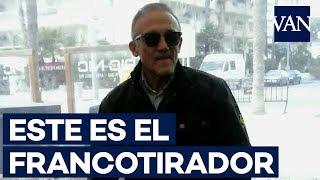 ESTE es el FRANCOTIRADOR que quería matar a PEDRO SÁNCHEZ