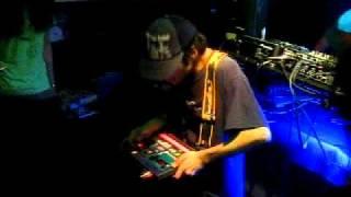iserobin Live!!! @waseda sabaco ちょん曲げリリパ  2010/08/15 part1