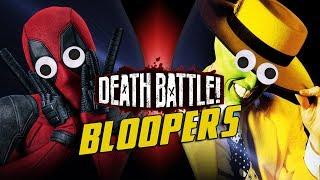 Deadpool VS Mask BLOOPERS!