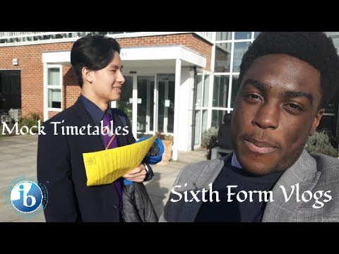 LIFE AS AN IB STUDENT | SIXTH FORM
