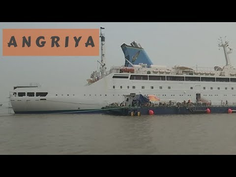 First Mumbai-Goa Cruise