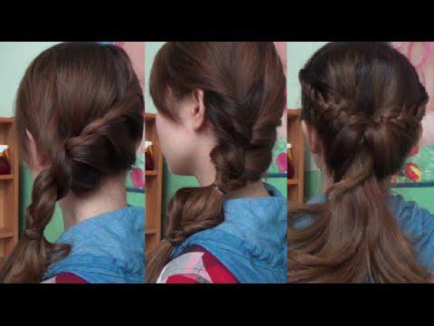 Hairstyles - 3 Kiểu Tóc Công Sở Đẹp & Đơn Giản Phần 1
