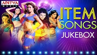 Best Item Songs of Tollywood || Jukebox (Vol-1)