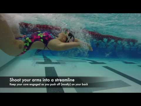 How To Do A Fast Flip Turn With Chloe Sutton